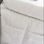 סט מלא למשטח החתלה לבן מהודר