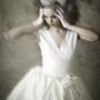 שמלת כלה - מעטפת בלון MIDI