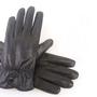 כפפות שחורות עור אמיתי תוצרת איטליה רכות ונעימות