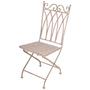 AM55 | כסא | פינת ישיבה | כסא מתכת | פריטי עיצוב לגינה | גינה ומרפסת | עיצוב הגינה | אקססוריז לגינה