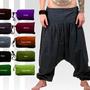 מכנסי אלדין - harem pants - מכנס אפגאני