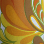 מנורת שולחן וינטאג׳ גדולה ומיוחדת משנות השבעים