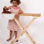 קרש גיהוץ מעץ לילדים
