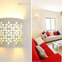 גוף תאורה מקרמיקה- נועה | תאורת קיר | תאורה לבית | תאורה מעוצבת | אהיל מקרמיקה | מנורת קיר | מנורה מעוצבת