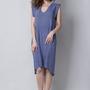 שמלת ויסקוזה - שמלת קז'ואל - שמלת רטרו - שמלת הדפס - שמלת וי - שמלה ליומיום.