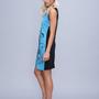 שמלה טוניקה קצרה
