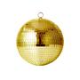 כדור דיסקו זהב M