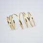 טבעת קפיץ מגולדפילד | טבעות | טבעת מתלפפת