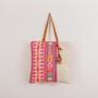 סט תיקים -תיק צד מעוצב-תיק איפור-קלאץ' צבעוני-מתנה לאשה-סט לטיולים