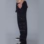 """דגמ""""ח קיץ - מכנס שחור עם 14 כיסים מכותנה"""