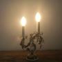 מנורת וינטאג', מנורת וינטג', מנורת שולחן, מנורה ישנה