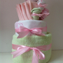 מתנה ליולדת עוגת קומות תפוח