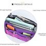 ארגונית לתיק   תיק איפור   תיק נסיעות   ארגונית לאחסון   תיק רחצה   ארגונית למסמכים   נרתיק   ארגונית למזוודה