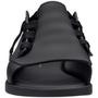 melissa - כפכף שרוכים בצבע שחור - נעלי מליסה דגם 32237