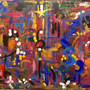 ציור #24 - 1.35x90- נמכר