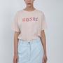 מכנסי פנסים אפורים עם כפתורים, מכנסי 7/8, מכנסי כותנה לקיץ, מכנסיים יפים לקיץ, מכנסי קיץ