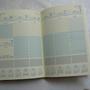 מבצע!!! יומן שבוע/ יומן יומי לשנת 1919-2020 דגם סחלבים