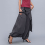 מכנס חצאית אלאדין - אפור