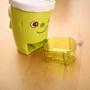 מחדד כוס ירוקה