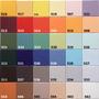 10 אריחים צבעוניים חלקים לפי בחירה