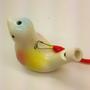 משרוקית ציפורים עם מים עשויה מטרקוטה BIRD WHISTLE 1001