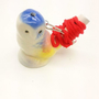 משרוקית ציפורים עם מים עשויה מטרקוטה BIRD WHISTLE 1003