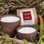 "LUM Energy- נרות טבעיים עם מיצוי צמחי מרפא מגבירי אנרגיה ומעוררי חושים 300 מ""ל"