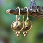 עגילי זהב עדינים, עגילי זהב וינטאג', עגילי רובי, עגילי זהב תלויים, עגילי זהב עגולים , עגילי זהב קטנים, אבן חודש יולי, עגילי כלה מעוצבים,