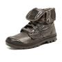 Palladium - נעלי פלדיום ניילון פוך BAGGY EXN בצבע אפור