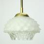 מנורת וינטאג׳ קריסטלית קטנה