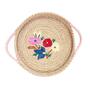 סלסלת לחם רקמת פרחים RICE DK | SOFI | L