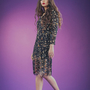 שמלה יומיומית שרוול ארוך