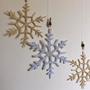 פתית שלג,מובייל פתיתי שלג,קישוט לקיר,קרושה,snow flakes