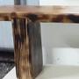 ספסל מעץ מלא ( ממוחזר ), ספסל מעוצב, ספסל לגינה, ספסל נוי, ספסלים מעץ, ספסלי עץ