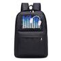 תיק גב עם לוח תאורה מדליק בגב התיק