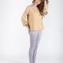 חולצת מעבר בצבע חול-דגם פייפר