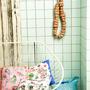 SOFI | KITSCH KITCHEN כרית כותנה בהדפס טיחואנה