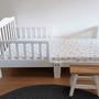 6 סדינים לתינוקות וילדים | עגלת תינוק, עריסה, לול, מיטת תינוק, מיטת מעבר, שעווניות | 100% כותנה