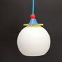 הליצנים - סדרת גופי תאורה מזכוכית חלבית ושקופה במשחק אינסופי של צבעים ובמחירים סבירים
