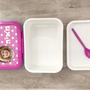 קופסת אוכל ממותגת | קופסת אוכל לגן |