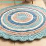 סדנה לסריגת שטיח   סריגת שטיח מחוטי טריקו   סדנת סריגה   סדנה  סריגה בטריקו