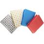 מפת גומי רב פעמית המתאימה לשולחן מתקפל במגוון צבעים לבחירה