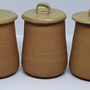 קופסאות תה קפה סוכר מקרמיקה, קופסאות מקרמיקה, קופסאת איחסון מקרמיקה