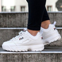 נעלי פילה אופנה נשים Fila Disruptor
