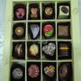 מארז 16 פרליני שוקולד בלגי בעבודת יד