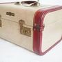 תיק איפור וינטג' מאנגליה 20% הנחה |תיק מזוודה משנות ה50' | תיק מד מן וינטג'