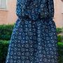 שמלת מיני רבידה