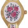 שעון צמיד אנדרה מוש עם מכסה מצוייר בעבודת יד