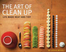 The Art of Clean Up | Ursus Wehrli ספר עיצוב - תרבות