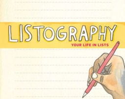 Listography - Your life in lists - מתנה